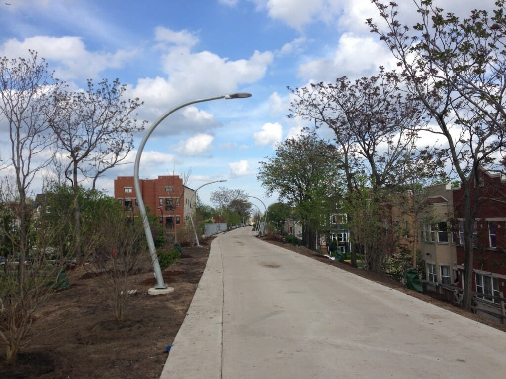 The 606 offers a commuting route, a leisurely stroll, or a special day out